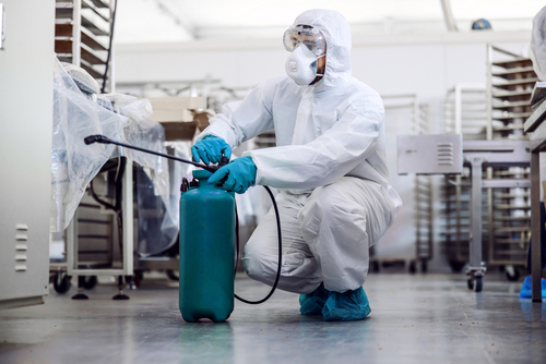 Disinfection Service For F&B Outlets