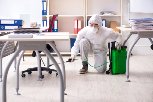 Factors Affecting the Office Disinfection Service Cost